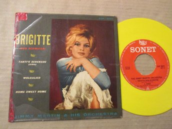 "The Jimmy  Martin Orchestra ""Brigitte"""