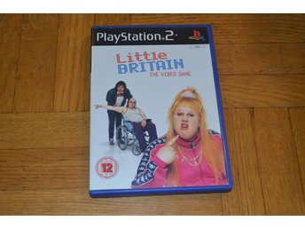 Little Britain The Video Game Playstation 2 PS2 - Töre - Little Britain The Video Game Playstation 2 PS2 - Töre