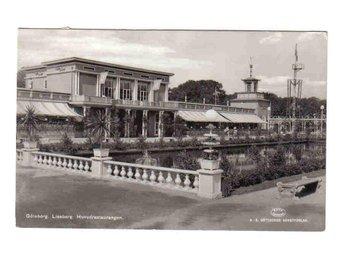 Liseberg - Huvudrestaurangen ~1943 - Segeltorp - Liseberg - Huvudrestaurangen ~1943 - Segeltorp