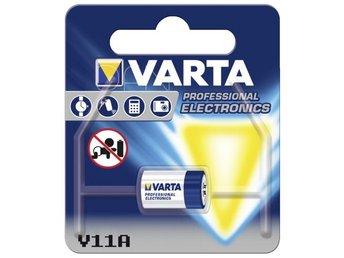 1 Varta electronic V 11 A - Höganäs - 1 Varta electronic V 11 A - Höganäs