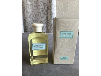 Original Arran aromatics Angelica bath & body oil 300 ml