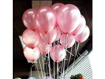 kalas dekorationer rosa