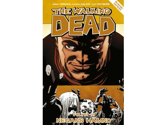 The Walking Dead volym 18. Negans hämnd 9789187877186