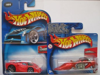 Leksaker Hot Wheels Cars Bilar Mattel - 2st Hot Wheels  - HWB 25