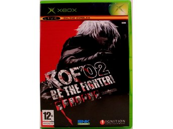 The King of Fighters 2002 - Xbox - PAL (EU)