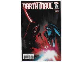 Darth Maul # 5 NM Ny Import
