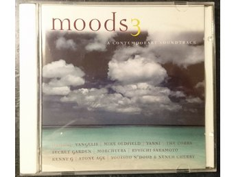 Moods 3 - A Contemporary Soundtrack
