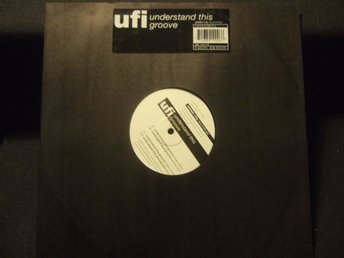MAXI 12:A - UFI. Understand this groove. 1992