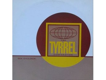 "The Tyrrel Corporation title* Six O'Clock* House, Garage House 12"" UK"