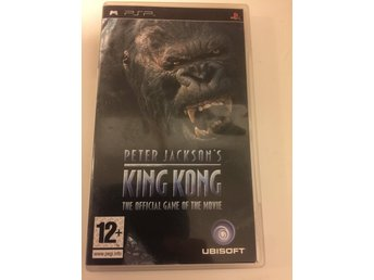 Peter Jackson´s King Kong The official game of the movie