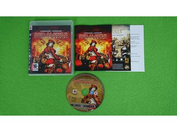 Command Conquer Red Alert 3 Ultimate Edition KOMPLETT Ps3 Playstation 3
