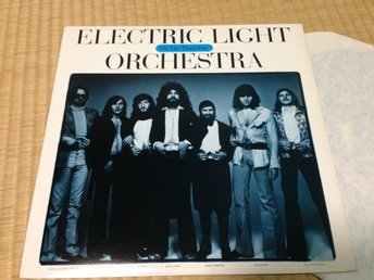 ELO - On The Third Day PZ 35525 USA-pressning LP (v41)