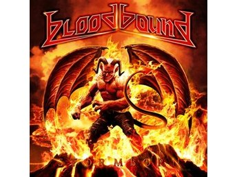 Bloodbound: Stormborn 2014 (Digi/Ltd) (CD)