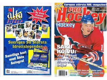 PRO HOCKEY & INSIDE HOCKEY Nr 11 1997