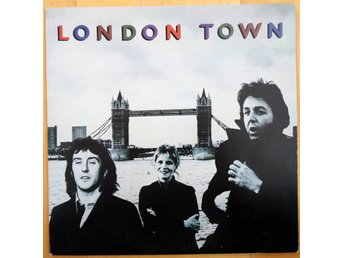 Paul McCartney-London Town (MPL 7C 062-60521) 1978
