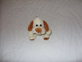 Hund Nikki & Friends kramdjur mjukdjur plush dog