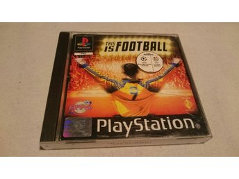 Playstation - PS0NE / This is Football (M)