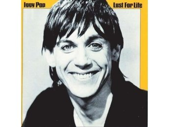 Iggy Pop - Lust For Life NY LP