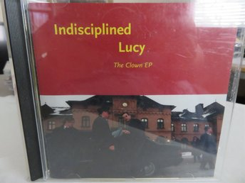 THE CLOWN EP - INDISCIPLINED LUCY - EP 1996