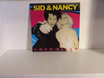 Sid & Nancy. Love kills Soundtrack.