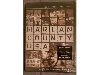 Harlan County USA - Criterion Collection #334