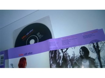 Idha - Still alive, single CD