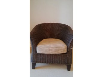 Hemingway chair i rotting köpt på Nk - Skärholmen - Hemingway chair i rotting köpt på Nk - Skärholmen
