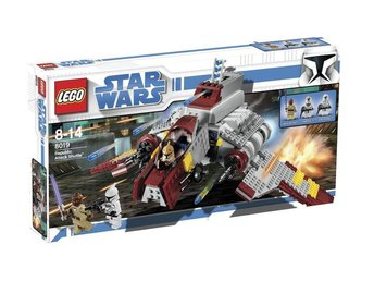 LEGO Star Wars 8019 Republic Attack Shuttle