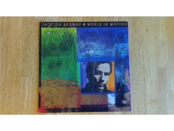 Jackson Browne: World In Motion - Västerås - Jackson Browne: World In Motion - Västerås