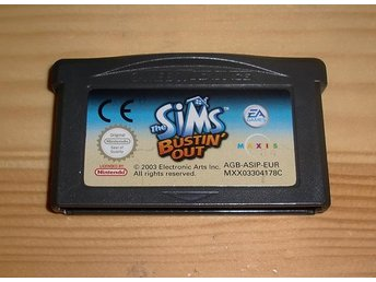 GBA: Sims Bustin Out
