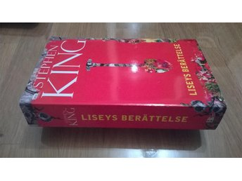 Stephen King - Liseys berättelse
