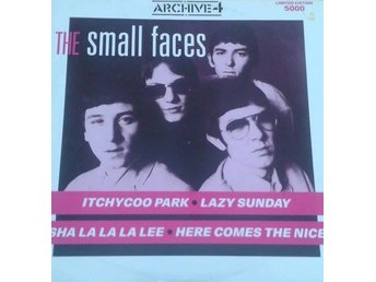 "The Small Faces  titel*  Archive4* Rock, Psych, Mod 12"", L.T.D"