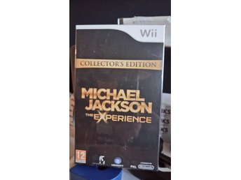 Michael Jackson - The Experience - Collectors edition inkl T-Shirt