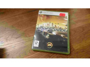 NEED FOR SPEED UNDERGROUND XBOX 360 BEG - Uddevalla - NEED FOR SPEED UNDERGROUND XBOX 360 BEG - Uddevalla