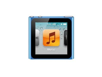 Apple iPod Nano, 6:e generationen, blå
