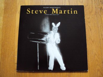 Steve Martin - A Wild and Crazy Guy - Vinyl