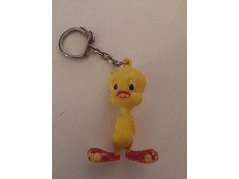 Nyckelring Tweety retro Looney Tunes