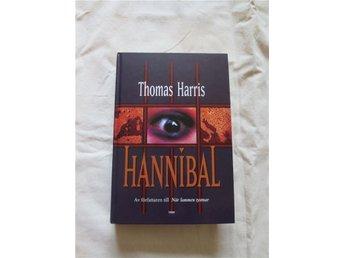 HANNIBAL- Thomas Harris. Författaren till När lammen tystnar. Forum. Inbunden. - östmark - HANNIBAL- Thomas Harris. Författaren till När lammen tystnar. Forum. Inbunden. - östmark