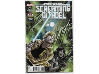 Star Wars: The Screaming Citadel # 1 NM Ny Import