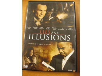LIES AND ILLUSIONS - CHRISTIAN SLATER, CUBA GOODING JR - DVD