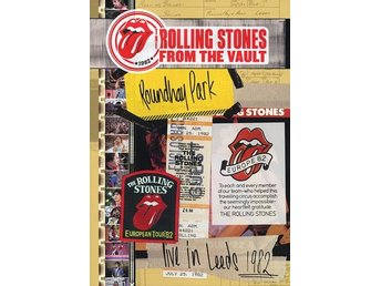 Rolling Stones: From the vault/Live in Leeds -82 (DVD)