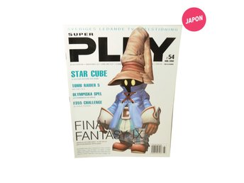 "Super Play, Nr 54 2000 ""Final Fantasy IX"""
