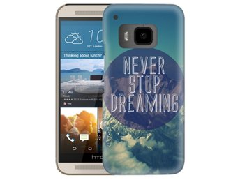 HTC One M9 Skal Never Stop Dreaming