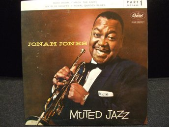 EP - JONAH JONES. Muted Jazz. Part 1. 1957