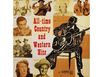 All-time country and western hits