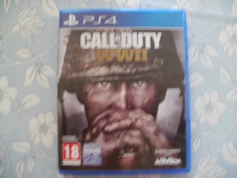Call Of Duty WW 2 *Nytt*