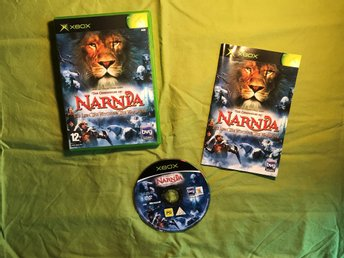 NARNIA THE LION,THE WITCH AND THE WARDROBE XBOX BRA SKICK