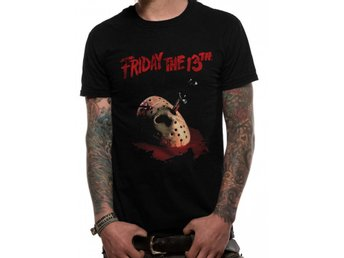 FRIDAY 13TH - DAGGER  T-Shirt Small