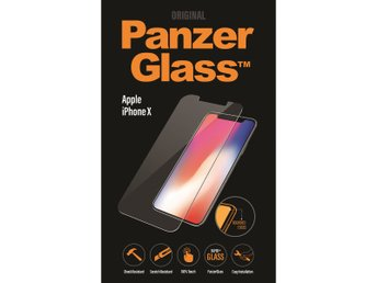 PanzerGlass Screenprotector iPhone X/XS