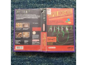 Alien 3 - Hyrbox - Super Nintendo Yapon SNES